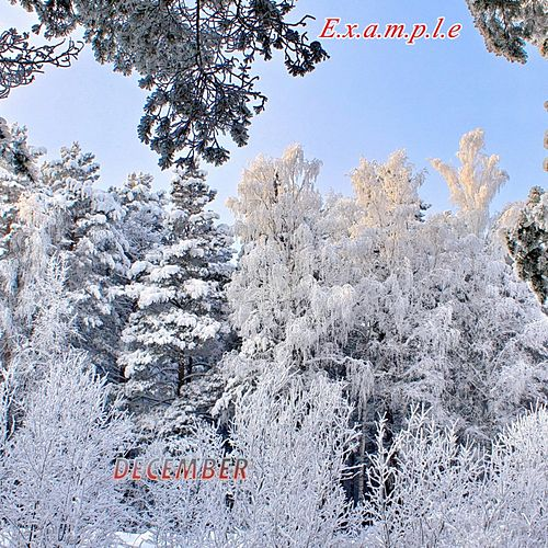 Play & Download December by Example | Napster