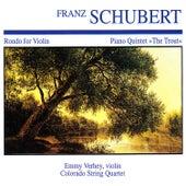 Play & Download Franz Schubert: Rondo for Violin · Piano Quintet