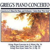 Play & Download Greig's Piano Concerto: Concerto in a Minor for Piano and Orchestra · Suites From