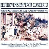 Play & Download Beethoven's Emperor Concerto: Beethoven: Piano Concerto No. 5 in E Flat, Op. 73
