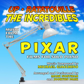 Up: Music From The Pixar Films For Solo Piano by Various Artists