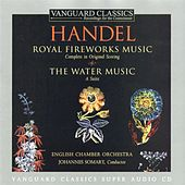 Handel: Water Music And Royal Fireworks Music by George Frideric Handel