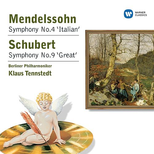 Play & Download Schubert/Mendelssohn: Symphonies by Klaus Tennstedt | Napster