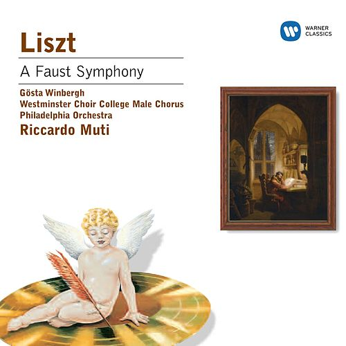 Liszt : A Faust Symphony by Westminster Choir College