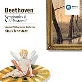 Beethoven: Symphonies 6 & 8 by Klaus Tennstedt