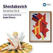 Play & Download Shostakovich Symphony No 8 by Andre Previn | Napster