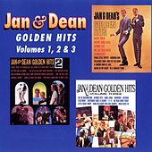 Golden Hits: Volumes 1, 2, & 3 by Jan & Dean