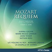 Play & Download Mozart: Requiem in D Minor, K. 626 (Completed by R. Levin) [Live] by Various Artists | Napster