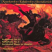 Play & Download Myaskovsky, Kabalevsky and Shostakovich by Rotterdam Philharmonic Orchestra | Napster