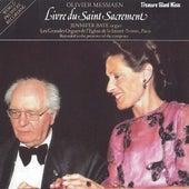 Livre du Saint Sacrament by Jennifer Bate