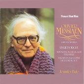 Oliver Messiaen Organ Works by Jennifer Bate