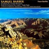 Samuel Barber: Symphony No. 1, Essays 1 & 2 by London Symphony Orchestra