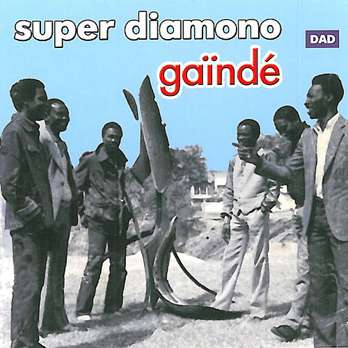 Play & Download Gaïndé by Omar Pene & Super Diamono | Napster