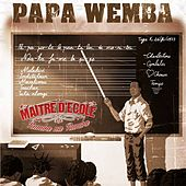 Play & Download Maître d'école by Papa Wemba | Napster