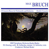 Play & Download Max Bruch: 4 Concerto Pieces for Violoncello and Orchestra · Double Concerto by SWF Symphony Orchestra Baden-Baden | Napster
