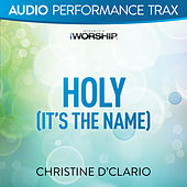Holy (It's the Name) by Christine D'Clario