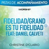 Fidelidad / Grande Es Tu Fidelidad by Christine D'Clario