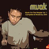 Muak Music for the People, Vol. 1 by Various Artists