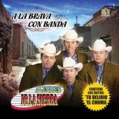 A La Brava Con Banda by Los Alegres De La Sierra