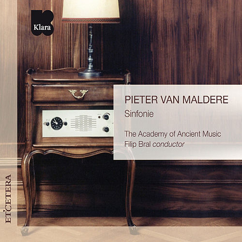 Maldere: Sinfonie by The Academy Of Ancient Music