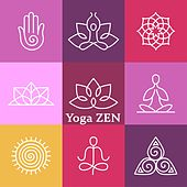 Play & Download Yoga ZEN by Various Artists | Napster