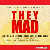 They Mad (Radio) [feat. Fly Guy Veto, Phunk Dawg & O'baby Music] by Fat Pimp