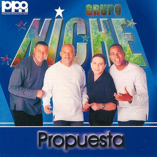 Play & Download Propuesta by Grupo Niche | Napster