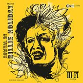 Play & Download Recital by Billie Holiday | Napster
