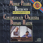 Beethoven:  Concertos for Piano and Orchestra No. 1 & 2 by Various Artists