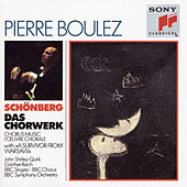 Schoenberg: Choral Music by Various Artists