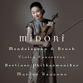 Play & Download Bruch & Mendelssohn Violin Concertos by Midori | Napster