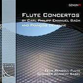 Play & Download C.P.E. Bach & Devienne: Flute Concertos by Felix Renggli | Napster