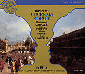 Play & Download Donizetti: Lucrezia Borgia by Jonel Perlea | Napster