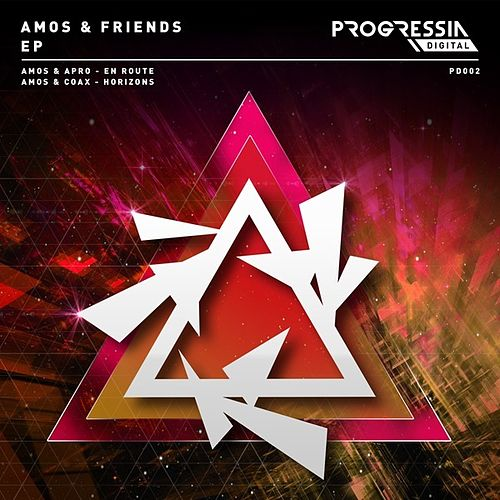 Play & Download Amos & Friends EP by Amos | Napster