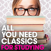 For Studying: All You Need Classics von Various Artists