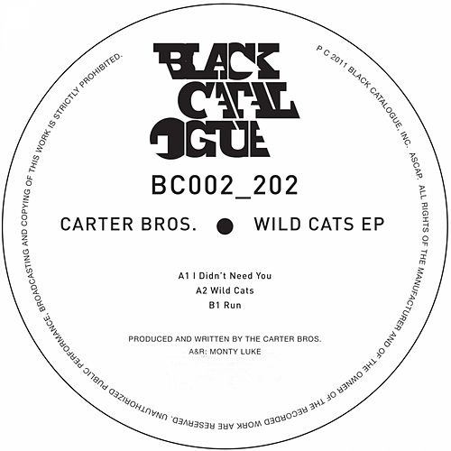 Play & Download Wild Cats - Single by Carter Bros. | Napster
