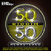 50-50 Riddim Remastered by Various Artists