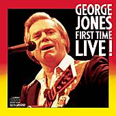 First Time Live by George Jones