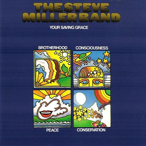 Your Saving Grace by Steve Miller Band