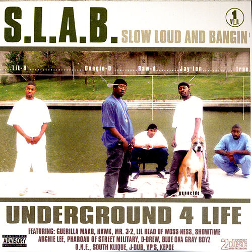 S.L.A.B. Vol. 1 by Various Artists