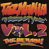Tazmania Freestyle Vol. 2 by Various Artists