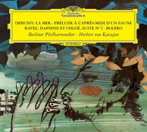 Play & Download Debussy: La Mer; Prélude à L'après-midi d'un faune / Ravel: Daphnis & Chloé Suite No.2; Boléro by Berliner Philharmoniker | Napster