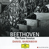Play & Download Beethoven: The Piano Sonatas by Daniel Barenboim | Napster