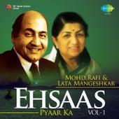 Play & Download Ehsaas Pyaar Ka - Mohd. Rafi & Lata Mangeshkar, Vol. 1 by Lata Mangeshkar | Napster