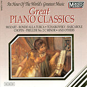 Play & Download Great Piano Classics by Various Artists | Napster