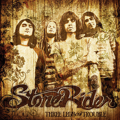 Play & Download Three Legs of Trouble by StoneRider | Napster