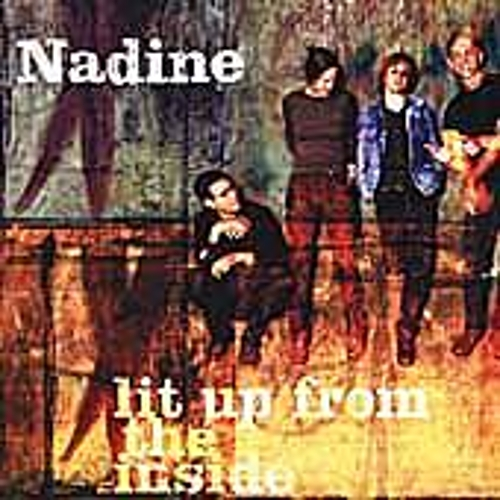 Play & Download Lit Up From The Inside by Nadine | Napster