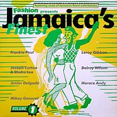 Jamaica's Finest, Vol. 1 by Various Artists