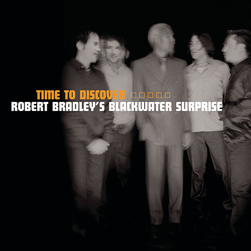 Time To Discover by Robert Bradley