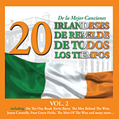 Play & Download 20 de la Mejor Canciones Irlandeses de Rebelde de Todos los Tiempos, Vol. 2 by Various Artists | Napster